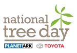 National Tree Day -logo